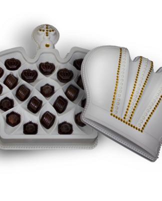 шоколадные конфеты корона российской империи